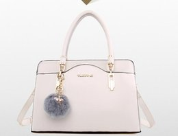 f9a1d2da0a Female bag female 2018 new fashion Korean version single-shoulder  cross-body bag large capacity air versatile handbag