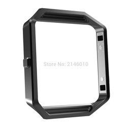 $enCountryForm.capitalKeyWord Australia - Stainless Steel Replacement Metal Frame Housing For Fitbit Blaze Smart Watch