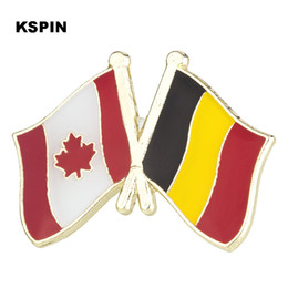 Badges Metal Badge Australia Friendship Flag Label Pin Badges Icon Bag Decoration Buttons Brooch For Clothes Strong Packing Arts,crafts & Sewing