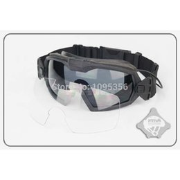 fan goggle 2019 - FMA LPG01BK12-2R Regulator Updated Version Goggle With Fan Glasses Tactical Skilling Eye Protection For Ciclismo Paintba