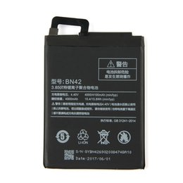 xiaomi hongmi battery UK - BN42 mobile phone battery for Redmi 4   Hongmi 4 4000mah mobile phone internal lithium ion replacement battery