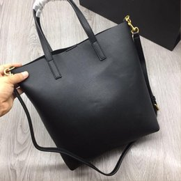 marca genuine leather NZ - women bucket bag Genuine Leather HandBags Tote bags Designer Crossbody Shoulder Bag Hand Bags bolso de mujer de la marca de lujo