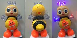 $enCountryForm.capitalKeyWord Australia - SUZAKOO Electronic Pet electric toy Vocal toy one pcs dance sing cartoon bee animal walk around for children