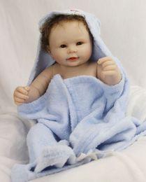 $enCountryForm.capitalKeyWord Australia - New 50cm infant Doll Reborn Babies full Silicone Reborn Dolls Toys Realistic Lifelike New born Bonecas Toys Juguetes Toys for kids