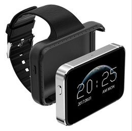 Wrist Watch Mp3 Mp4 Australia - 696 I5S Smart Watch 2.2-inch MTK2502C Pedometer Video Record Music 2G SIM TF Card Extend GSM MP3 MP4 Camera Driving recorder