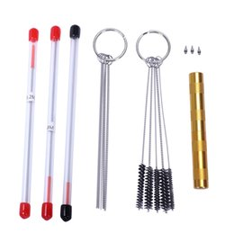 $enCountryForm.capitalKeyWord Australia - 0.2Mm 0.3Mm 0.5Mm Airbrush Nozzle Needle Replacement For Airbrushes Model Spraying Paint Maintenance Tool Accessories