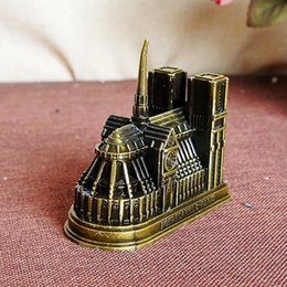 Metal Craft Models Australia - Notre Dame model metal crafts gift. A complete model of a classic building. Precious souvenirs of Notre Dame de Paris!VR#32