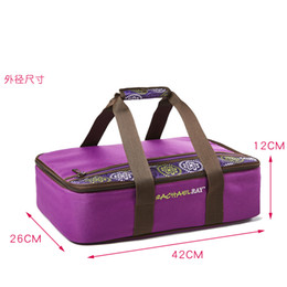 $enCountryForm.capitalKeyWord Australia - Insulated Picnic Cooler Bags Cake Pizza Lunch Picnic Box Insulated Cool Handbags Ice Pack Thermo Portable Insulation Pouch