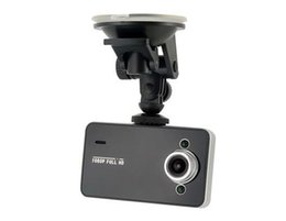 "motion detection mirror camera UK - K6000 FULL HD 1080PDriving Recorder with Supports PAL,car dvr NTSC video Built-in 64MB cache 2.7"" LTPS screen 1080P recording resolution"