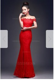 Lace Lycra T Back NZ - Trumpet Mermaid Off-the-shoulder Floor-length Lace Prom Dressw75