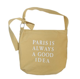 $enCountryForm.capitalKeyWord Australia - Casual Canvas Shoulder Bag 2019 Women Handbags Tote Casual Leisure Messenger Bags High Capacity Ladies Hand Bag