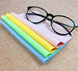 Tablet Screens For Sale NZ - Lens Clothes Sale Microfiber Cleaning Cloth for Lcd Screen Tablet Phone Computer Laptop Glasses Lens Eyeglasses Wipes Clean