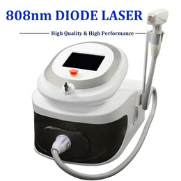 laser hair removal legs NZ - Portable 808nm diode laser hair removal machine fast painless remove armpit leg hairs 20 million shots diode laser permanent hair removal