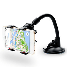 flexible mounting brackets 2019 - Lazy Holder Long Arm Phone Holder Flexible Tablets Mount Bracket Essential Accessories car cheap flexible mounting brack