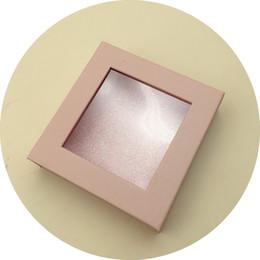 $enCountryForm.capitalKeyWord Australia - Private Label 3d mink eyelashes square box pink base white box with printed logo 2019 new eyelashes boxes,paper boxes