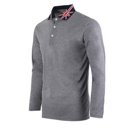 1bfe65586880ee good quality Spring Polo Shirt Men 2019 Summer Turn-down Collar Brand Mens  Clothing Long Sleeve Pullover Polo Shirt Blouse