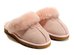$enCountryForm.capitalKeyWord Australia - HOT SALE 2019 High quality WGG Warm cotton slippers Men And Womens slippers Women's Boots Snow Boots Designer Indoor Cotton slippers