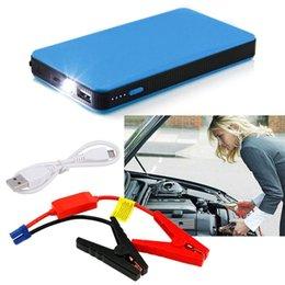 Utral-fino Car Jump Start 20000mAh 12V Auto Motor EPS partida de emergência Fonte Bateria do portátil carregador portátil em Promoção
