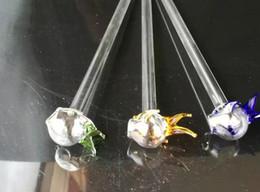 $enCountryForm.capitalKeyWord NZ - Small fish straw , Wholesale glass bongs, glass water pipe, glass oil burner, adapter, bowl