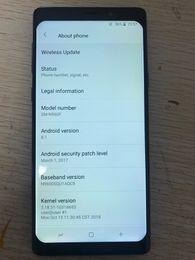 New videos online shopping - New Fingerprint inch Goophone N9 Full Screen Quad Core MTK6580 Android GB GB HD MP G WCDMA Smartphone