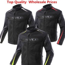 $enCountryForm.capitalKeyWord Australia - Motorcycle Jersey Racing Bike Suit Jacket Waterproof Breathable Shatter-resistant Clothing Season Four Knights Suit Motorcycle Apparel