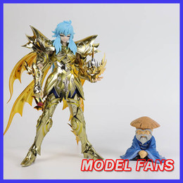 $enCountryForm.capitalKeyWord Australia - Model Fans Instock Chuanshen Cs Saint Seiya Sog Soul Of God Ex Pisces Aphrodite Action Figure Cloth Myth Metal Armor Y190604