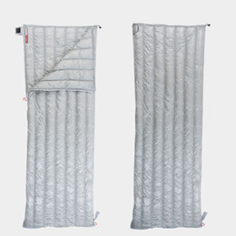 $enCountryForm.capitalKeyWord Australia - Ultra-light Envelope Type White Down Sleeping Bag Camping Hiking Backpacking Outdoor Soft Skin Fabric Sleeping Gear