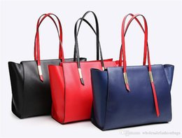 $enCountryForm.capitalKeyWord NZ - Hotsale European and american brand new superb quality women genuine cowhide leather Large Tote handbag Shoulder Bag tote purse QS10
