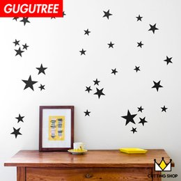 $enCountryForm.capitalKeyWord Australia - Decorate Home star cartoon art wall sticker decoration Decals mural painting Removable Decor Wallpaper G-1822