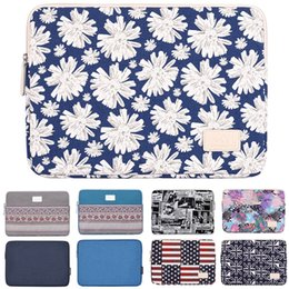 hp 15.6 laptop case NZ - 14 Laptop 13.3 Bag 11 15.6 inch Laptop Sleeve for MacBook Air Pro 13 15 HP Dell Notebook Computer Bag Laptop Case For Women Men