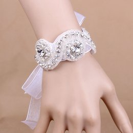 Discount best bridal sets - Best selling European and American minimalist bracelets Hand-studded luxury hand straps Bridal wedding accessories