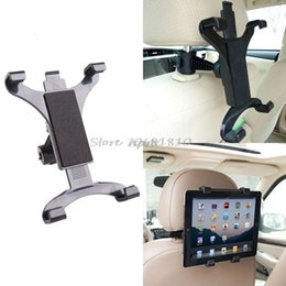 holder for gps tablet Australia - Premium Car Back Seat Headrest Mount Holder Stand For 7-10 Inch Tablet GPS For IPAD Whosale&Dropship