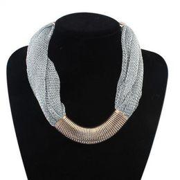 $enCountryForm.capitalKeyWord Australia - chunky necklace big jewelry collier statement necklace femme women bijoux colares fashion chocker accessories gift 2017