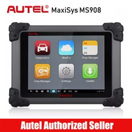 Advanced Camera Australia - Autel Maxisys MS908 Car Diagnostic Tablet All System Diagnosis Auto Scanner with 6 Special Functions Advanced ECU Coding