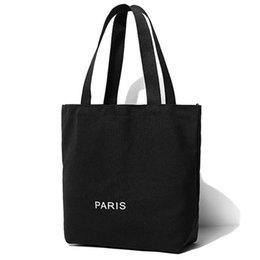 Famosa moda borsa da spiaggia borsa di lusso C Canvan Shopping Tote di corsa regali Bag Donna Wash VIP in Offerta