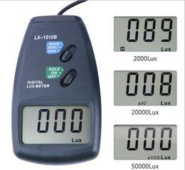 Hot Sale Digital 0~50000 Lux Light Meter 3 Range Luminometer Photometer on Sale