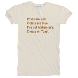 Black Cheese Australia - New Humorous Funny Alzheimer's Cheese on Toast T-shirt Sizes S - 5XL Plus SizeFunny free shipping Unisex Casual Tshirt top
