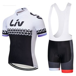 $enCountryForm.capitalKeyWord NZ - 2019 Liv Women cycling Summer MTB road bike cycling Jersey short sleeve Breathable Quick dry Bicycle Bib shorts set
