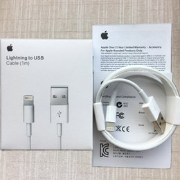 $enCountryForm.capitalKeyWord NZ - 100pcs 6 generations A++++ Original OEM Quality 1m 3ft USB Data Sync Charger Cable for iphone 5 6 7 8 X XR XS MAX With retail package