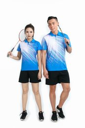 Men's Breathable Table Tennis Jersey Set,Badminton Shirt, Volleyball Jerseys,Specific Team Game T Shirts & Shorts on Sale