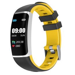 Ingrosso New Y7S schermo a colori intelligente orologio frequenza cardiaca pressione sanguigna ossigeno ossigeno rilevazione del sonno informazioni intelligenti spingere multi-sport