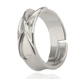 Ring Sons Australia - Fashion Jewelry silver Anime Super Dragon Ball Black Son Goku Ring for men and women Wedding Decoration jewelry