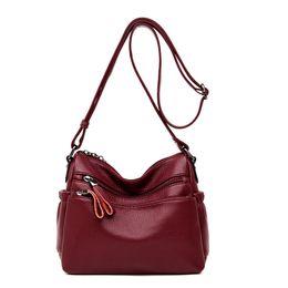 $enCountryForm.capitalKeyWord Australia - Luxury Handbags Women Bags Designer Leather Crossbody Bags for Women 2019 Female Girls Ladies Hand Handbag Bolsa Feminina