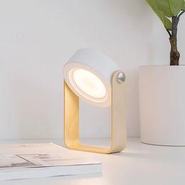 $enCountryForm.capitalKeyWord Australia - Led Lantern Design Night Light 2019 New Creative 3D Protect Eye Table Lamp USB Charge Home Decor Gift JK0192