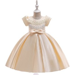 Photos birthday online shopping - Princess Tutu Flower Girls Dresses Baby Kids Toddler Clothes for Wedding Birthday Party Sweet Lovely Girls Dresses
