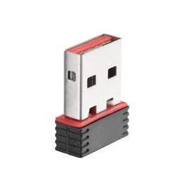 150M del USB WiFi adaptador sin hilos 150Mbps de IEEE 802.11n g b Mini Antena adaptadores chipset tarjeta de red MT7601 en venta