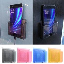 Toptan satış Yeni Yeni Genel Cep Telefonu Duvar Yapıştırma Telefon Sabit Braket Şarj