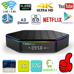 $enCountryForm.capitalKeyWord Australia - T95Z Plus TV Box Android 7.1 S912 Octa-core 3G 32G 4K HD Dual Wifi Bluetooth4.0 Smart Tv Box Media Player
