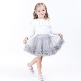 Years old babY girl dresses online shopping - 3 year old summer baby girl Solid Colors tutu skirts girl Dance Skirt Princess dress baby dresses