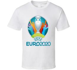 $enCountryForm.capitalKeyWord Australia - Uefa Euro 2020 Football European Cup Best of The Best Class Masters T Shirt 2019 New Fashion Short Sleeve Print T Shirts for Men